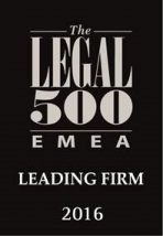 Legal 500_Leading firm