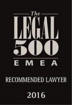 Legal 500_Recommended Lawyer